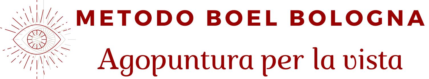 agopuntura oculistica Metodo Boel Bologna agopuntura per gli occhi logo (8)